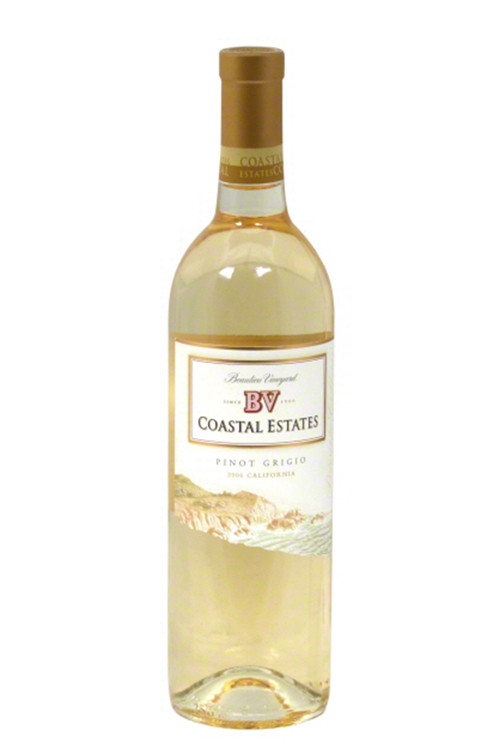 BV Coastal Estates Pinot Grigio