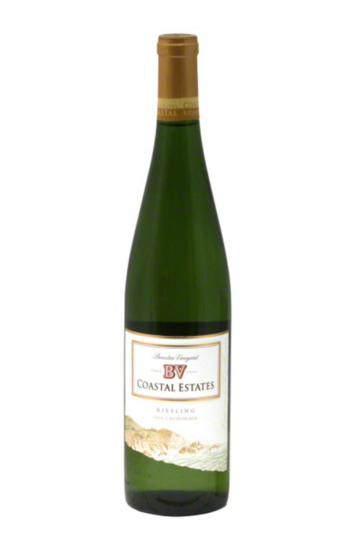 BV Coastal Estates Riesling