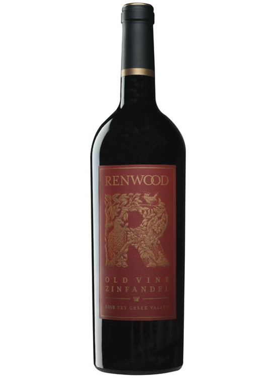 Renwood Old Vine Zinfandel