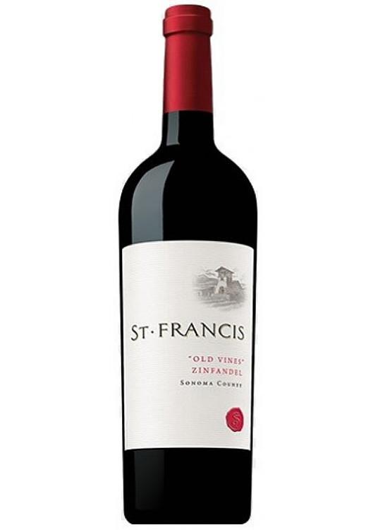 St Francis Old Vine Zinfandel