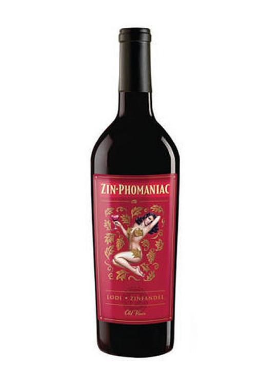 Zin-Phomaniac Old Vine Zinfandel