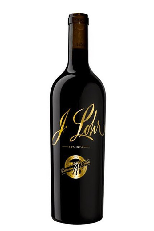 J Lohr 40th Anniversary Red