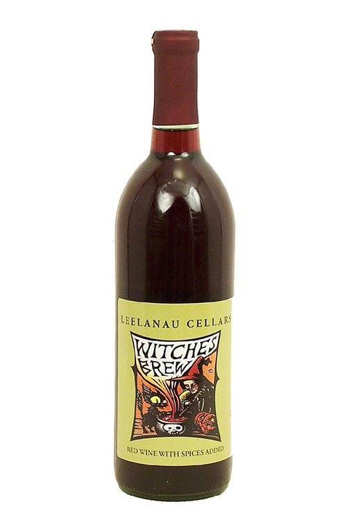 Hot Wine Cellar : Leelanau cellars witches brew spiced red wine
