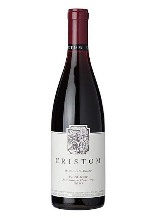 Cristom Pinot Noir Sommers Reserve