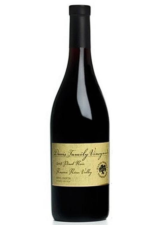 Davis Family Vineyards Chardonnay