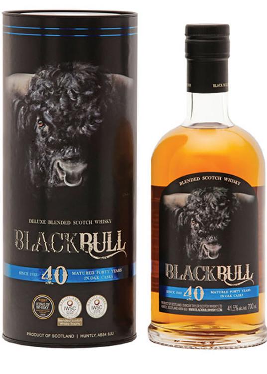 Black Bull 40 Year Scotch