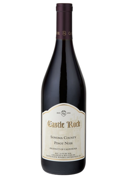Castle Rock Sonoma County Pinot Noir