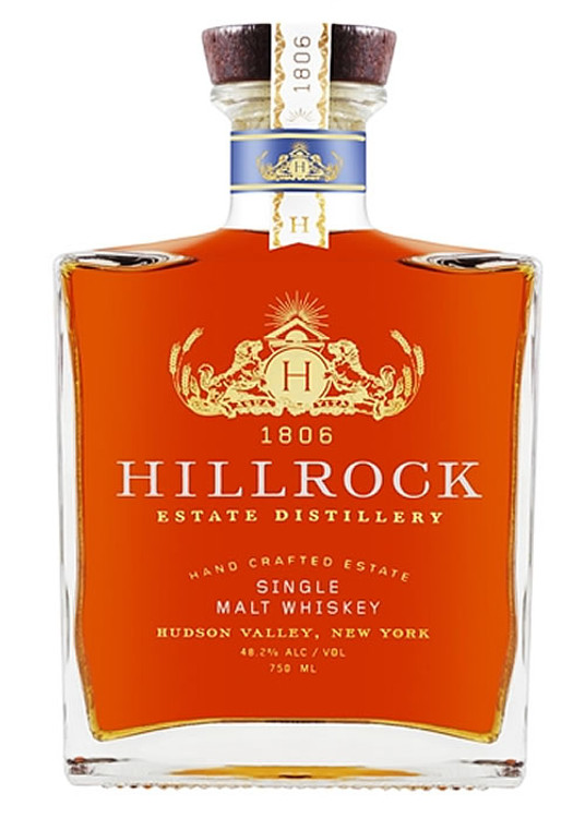 Hillrock Single Malt Whiskey