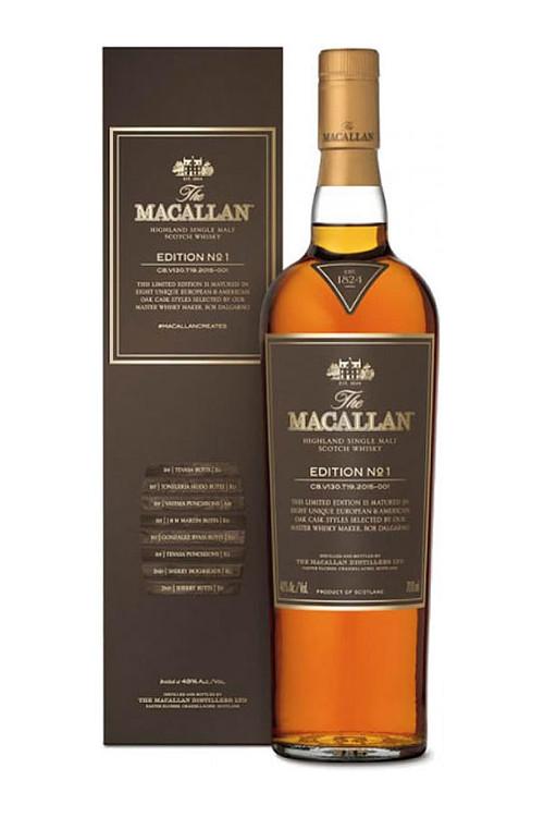 Macallan Edition No. 1 750ML