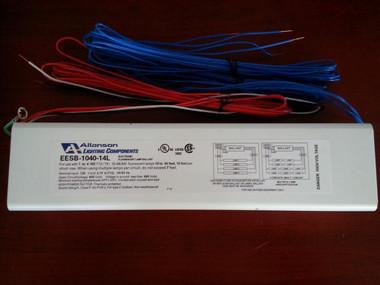 Allanson Lighting Component Inc. EESB-1040-14L Ballast