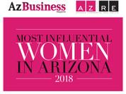 Most Influential Women in AZ 2018
