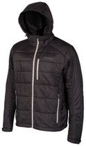 Mens  - Black - Klim Torque Mid-Layer Jacket