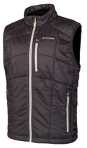 Mens  - Black - Klim Intake Mid-Layer Vest