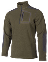 Mens  - Green - Klim Yukon Mid-Layer Pullover