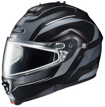 HJC IS-Max 2 Style Frameless Dual Lens Shield Modular Helmet