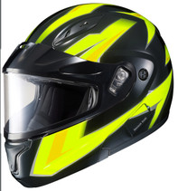 HJC CL-Max 2 Ridge Framed Dual Lens Shield Modular Helmet