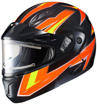 HJC CL-Max 2 Ridge Framed Electric Shield Modular Helmet