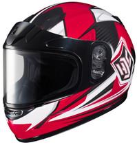 HJC CL-Y Striker Framed Dual Lens Shield Helmet