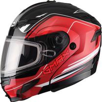 GMax GM54S Modular Terrain Dual Lens Snowmobile Helmet