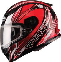 GMax FF49 Sektor Dual Lens Snowmobile Helmet