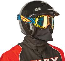 Black - SPI Face Mask Breath Deflector Mask