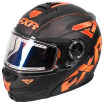 FXR Fuel Elite Electric Modular Helmet 2017