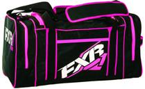 Black/Fuchsia - FXR Duffel Gear Bag 2017