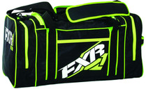 Black/Lime Green - FXR Duffel Gear Bag 2017