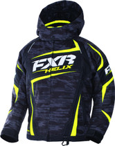 FXR Youth Helix Insulated Jacket 2017