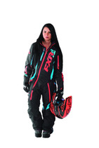 FXR Womens Maverick Lite Uninsulated Shell Monosuit 2017