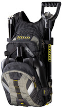 Black/Grey - Klim Nac Pak Snowmobile Back Pack 2017