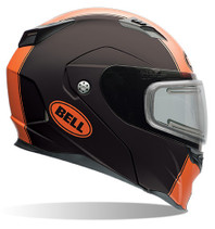 Bell Revolver Evo Rally Dual Lens Snowmobile Helmet
