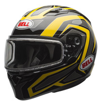 Bell Qualifier Reflective Electric Lens Snowmobile Helmet