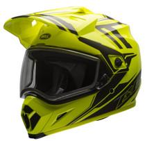 Bell MX-9 Adventure Dual Lens Snowmobile Helmet