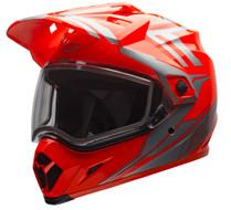 Bell MX-9 Adventure Electric Lens Snowmobile Helmet