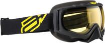 Black/Hi-Vis Yellow - Arctiva Comp 2 Vert Goggles