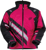 WoBlack/Pink - Arctiva Eclipse Insulated Jacket