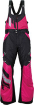 WoBlack/Pink - Arctiva Eclipse Insulated Bibs