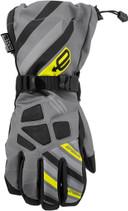 Grey/Hi-Vis Yellow - Arctiva Ravine Insulated Gloves