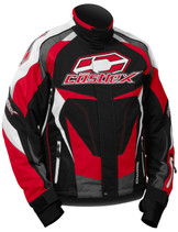 Mens  - Red/Black/White - CastleX Charge G3 Performance Series Jacket