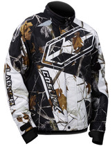 Mens  - Realtree AP Black/White - CastleX Launch G4 Performance Series Jacket