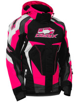 Womens  - Hot Pink/Black - CastleX Charge G3 Performance Series Jacket