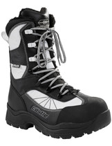 Womens  - White/Black - CastleX Force 2  Boots