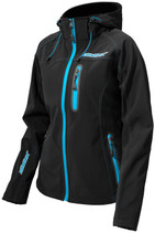 Womens  - Reflex Blue/Black - CastleX Barrier Tri-Lam  Jacket