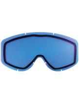 Adult  - Blue - CastleX Force & Force SE  Replacement Dual Lens