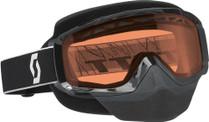 Black - Scott Split OTG Snowmobile Goggles