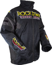 HMK Superior TR Rockstar Energy Snowmobile Jacket
