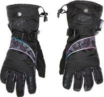 Divas Snow Gear Lace Collection Snowmobile Gloves