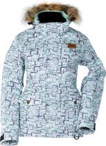 Divas Snow Gear Arctic Appeal w/ Flotex Snowmobile Jacket