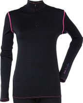 Divas Snow Gear Diva-Tech Mid-Weight Base Layer Top